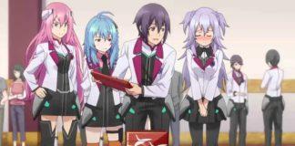 Gakusen Toshi Asterisk Season 3