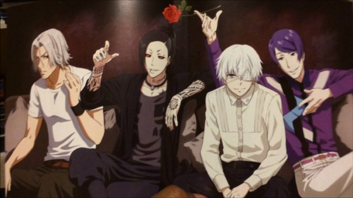 Tokyo Ghoul Season 4