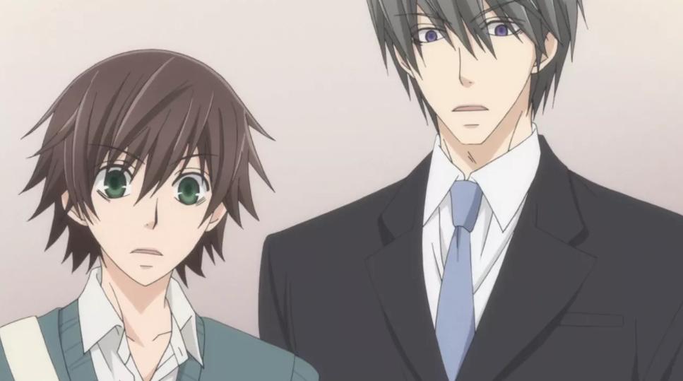 The Junjou Romantica Season 4 Release Date News Characters ...